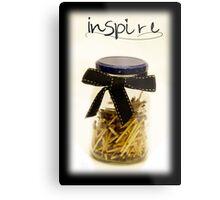 Jar inspiration Metal Print