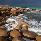 East Coast, Friendly Beaches, Tasmania by David Jamrozik