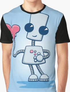 Ned's Heart Graphic T-Shirt