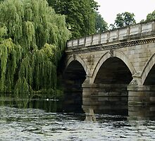 Bridge Over the Serpentine by Lennox George