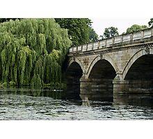 Bridge Over the Serpentine Photographic Print