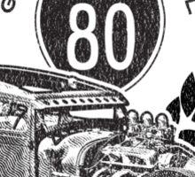 ROCKSALT GARAGE 'N GRILL Sticker