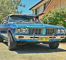 HQ Holden Premier by Sharon Brown