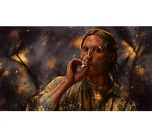 True Detective - Rust Cohle 2014 Photographic Print