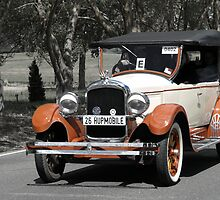 Hupmobile A 1926 by Geoffrey Higges
