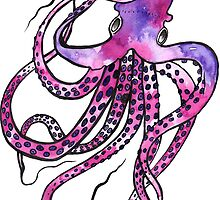 octopus by bronterebecca