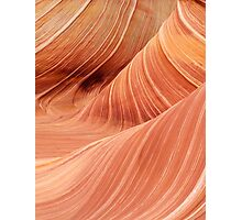 The Waves at the Coyote Buttes Photographic Print