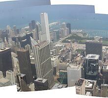 Chicago Skyline by RobsVisions