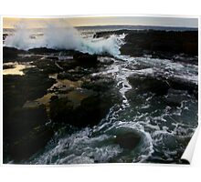 Southern Sea Swells  Poster