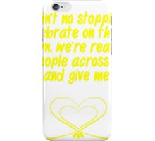 There Ain't No Stopping Us Now - Bayley NXT iPhone Case/Skin