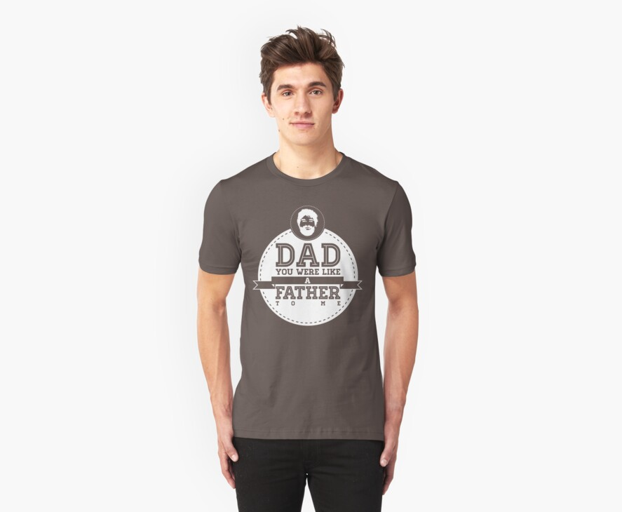 """""""Dad, you were like a Father to Me"""" by calebltan"""
