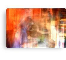 office drudgeries Canvas Print