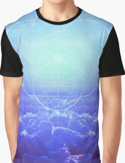 All but the Brightest Star (Sirius Star Geometric) Graphic T-Shirt