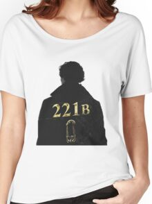 Sherlock 221B Women's Relaxed Fit T-Shirt