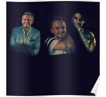 Freeman, Felton, Criss Poster