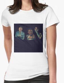 Freeman, Felton, Criss Womens Fitted T-Shirt