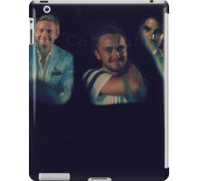Freeman, Felton, Criss iPad Case/Skin