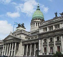 Argentinian Congress by SlenkDee
