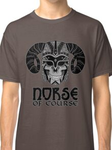 Norse of Course Classic T-Shirt