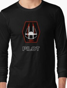 181st Fighter Group - Star Wars Veteran Series Long Sleeve T-Shirt