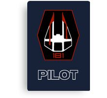 181st Fighter Group - Star Wars Veteran Series Canvas Print