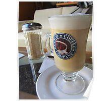 Cusco Coffee Poster