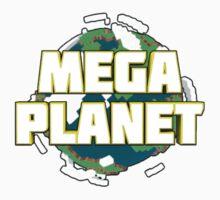 MEGA Planet Baby Tee