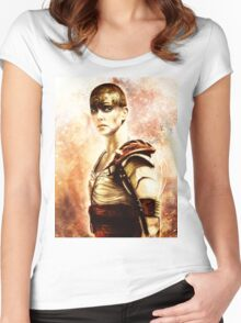 Mad Max : Fury Road - Furiosa Women's Fitted Scoop T-Shirt