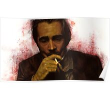 True Detective - Ray Velcoro Poster