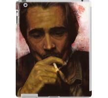 True Detective - Ray Velcoro iPad Case/Skin