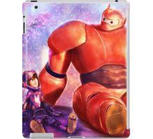 Big Hero 6 - Baymax and Hiro  iPad Case/Skin