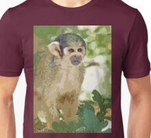 Monkeys 2 p (c)(h)  painting ! Olao-Olavia / Okaio Créations Unisex T-Shirt