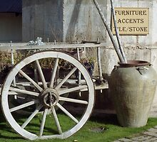 Tubac Cart by James2001