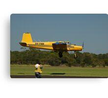 Agplane VH-FNM,Evans Head Airshow,Australia 2010 Canvas Print