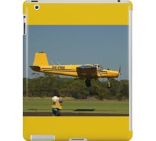 Agplane VH-FNM,Evans Head Airshow,Australia 2010 iPad Case/Skin