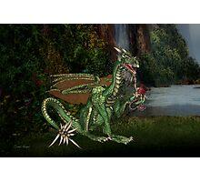 Dragons Realm Photographic Print