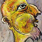 Caricature of a Wise Man by ivDAnu