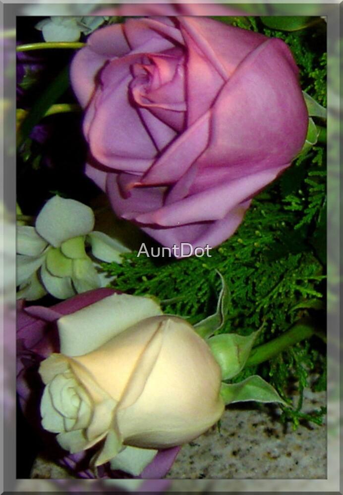 Rose Glow by AuntDot