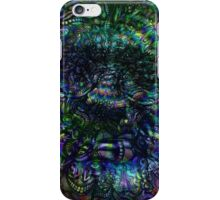 Terence McKenna Tribute Poster iPhone Case/Skin