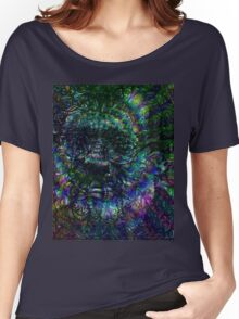 Terence McKenna Tribute Poster Women's Relaxed Fit T-Shirt