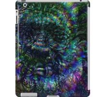 Terence McKenna Tribute Poster iPad Case/Skin