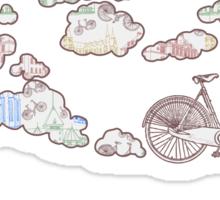 Cycling Aarhus Sticker