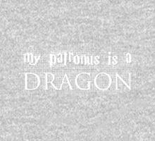 My Patronus is a Dragon Kids Tee