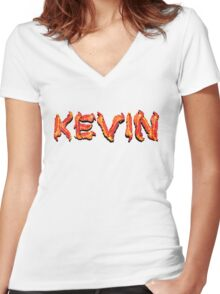 Kevin Bacon Women's Fitted V-Neck T-Shirt