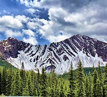 Storm Mountain by Vickie Emms