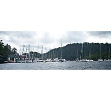 Landscape | Boats Photographic Print