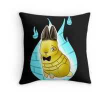 Bunny Bill Throw Pillow
