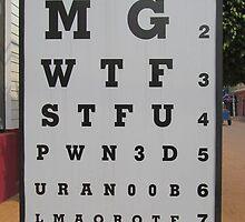 That´s Some Poor Eyesight by SlenkDee