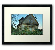 Tollgate Farm Framed Print