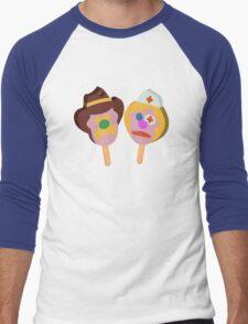 Kill Bubble O' Bill Men's Baseball ¾ T-Shirt